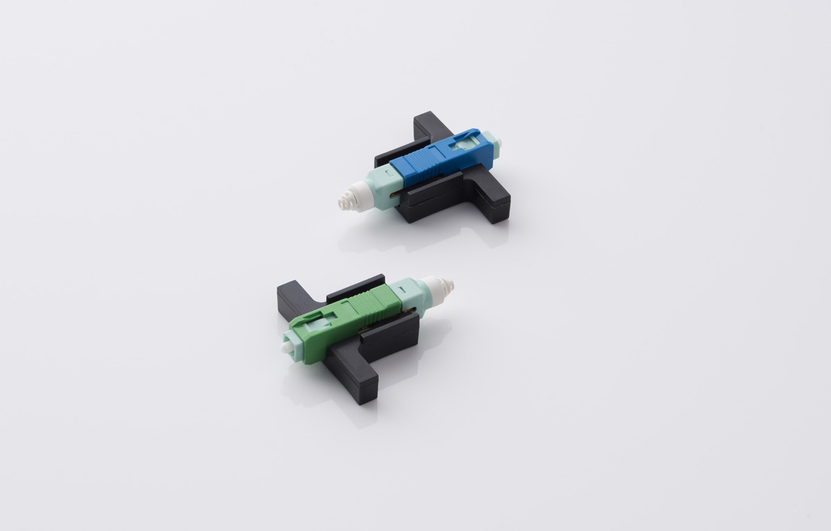 field installable connectors